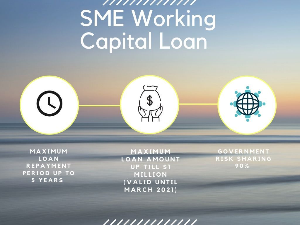 Get your financial support from Enterprise Financing Scheme (EFS) to assist SMEs working capital gaps.