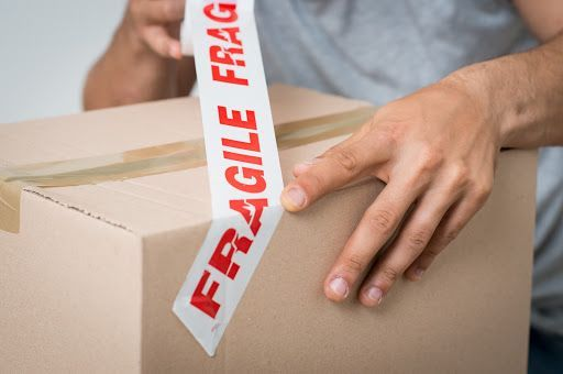 Good Packaging is a key requirement from the shipping companies