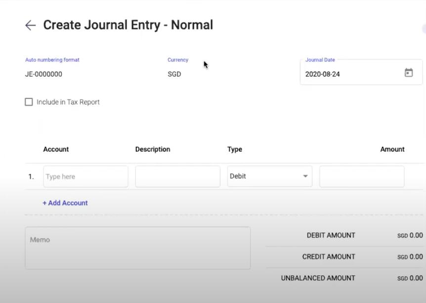 Normal Manual JE