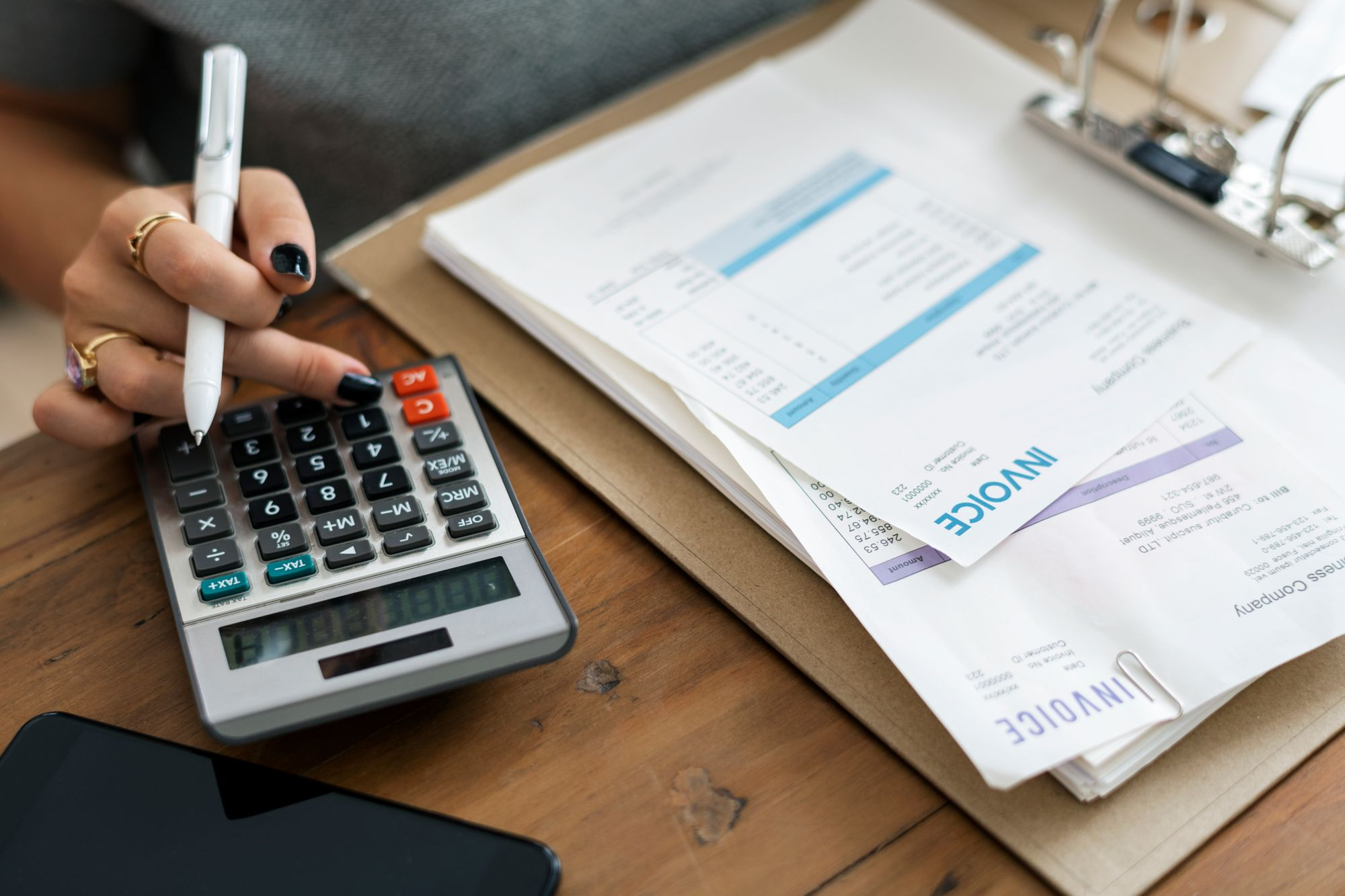 What Is An Invoice Definition Examples For Business