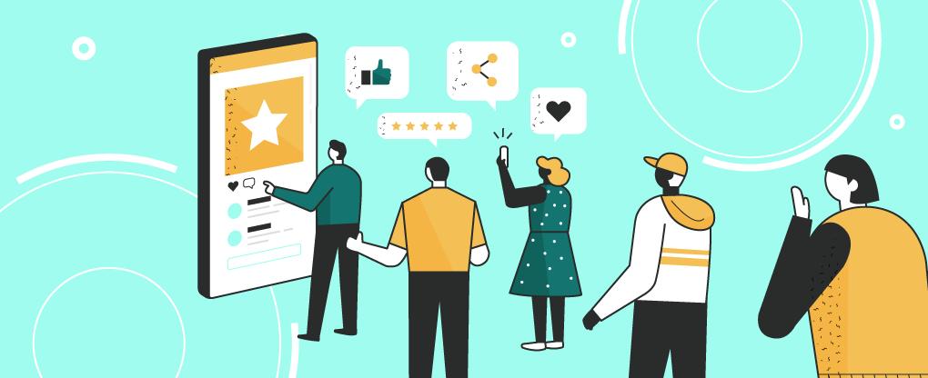 Use Customer Reviews