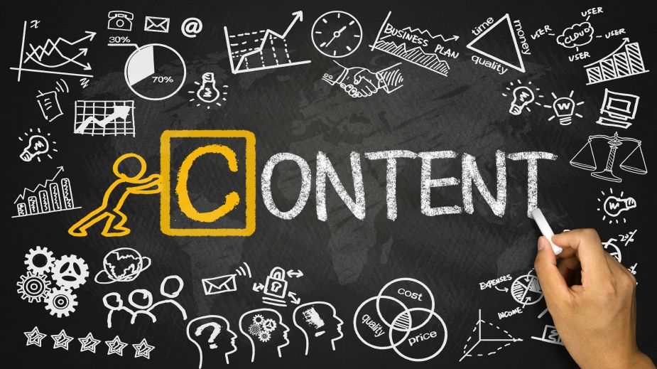 Manage your Business Content