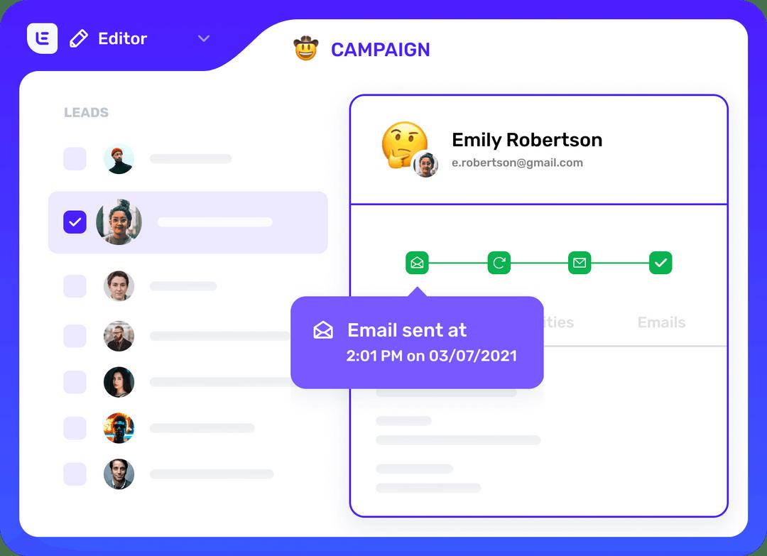 Lemlist - Email Marketing Software