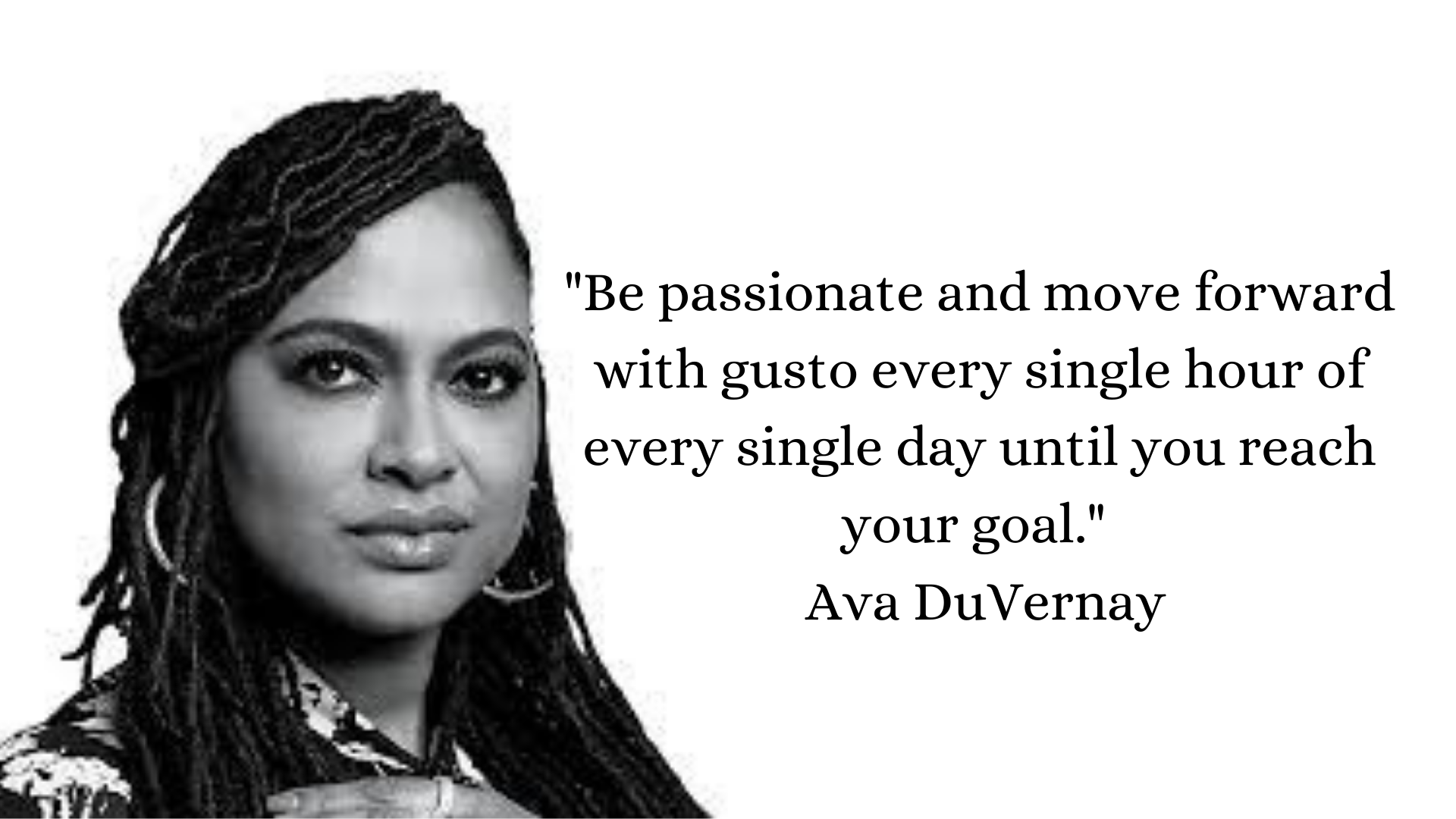 Quote by Ava DuVernay