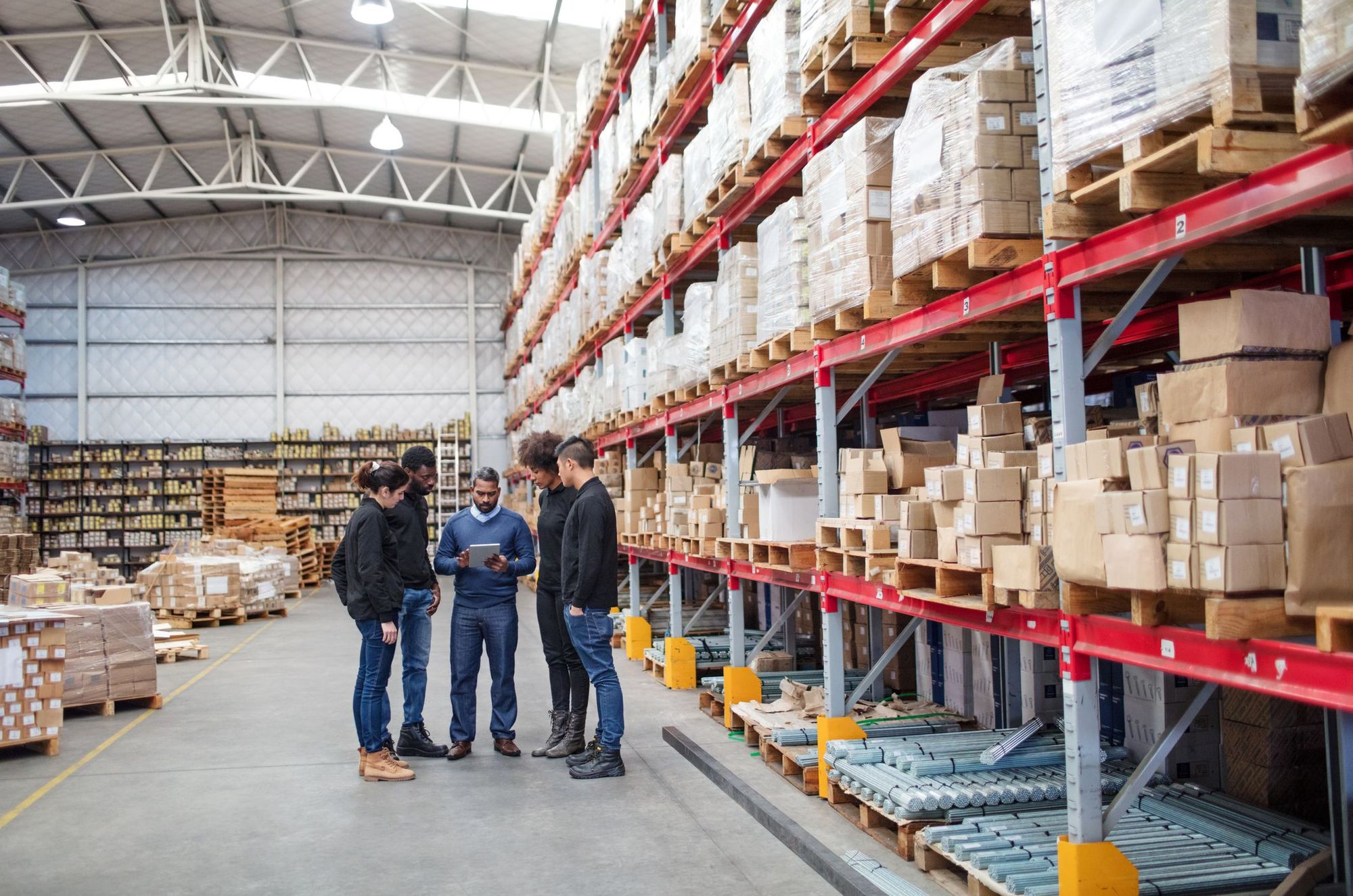Managing Wholesale inventory