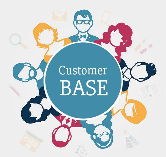 Strong Customer Base