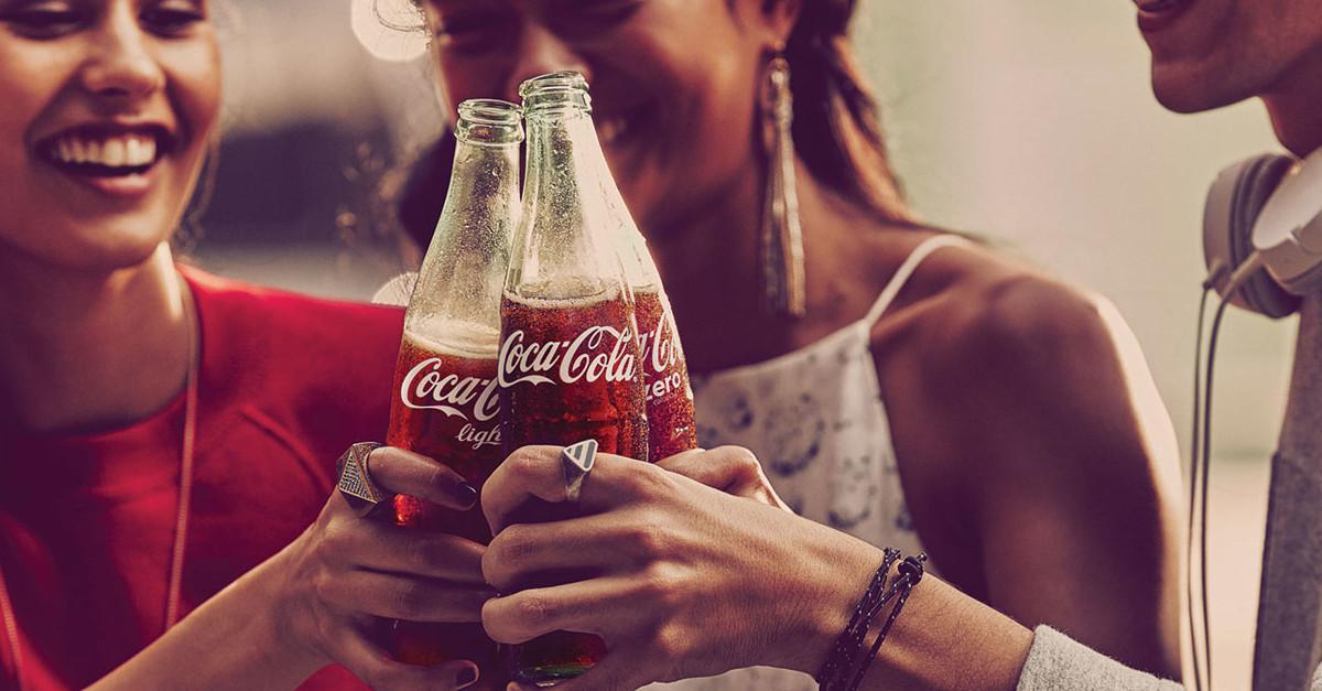 Coke's Happiness Statement