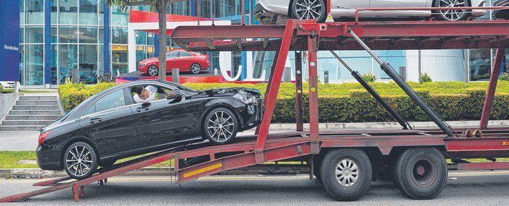 Scrap Value of a Car