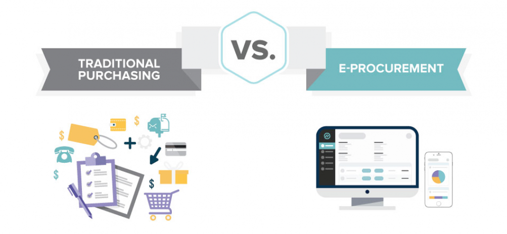 Traditional Vs Digital Procurement