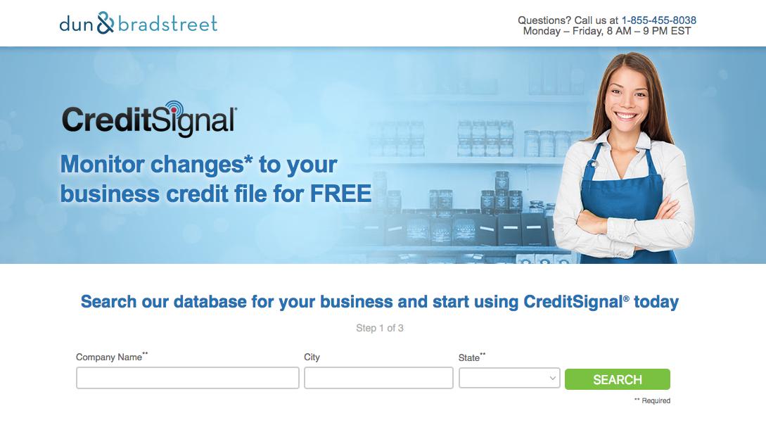 Credit Signal