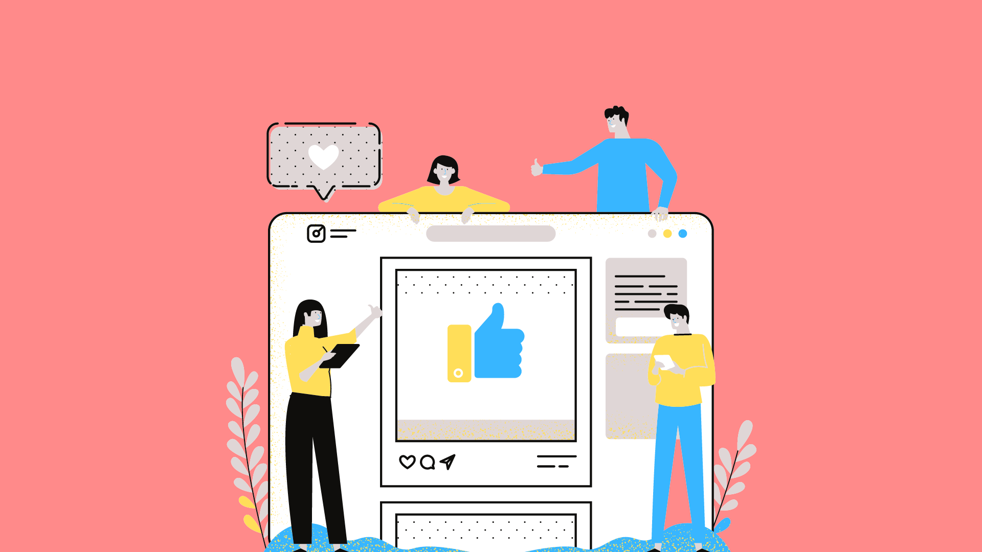 Use the Power of Social Media for Customer Engagement