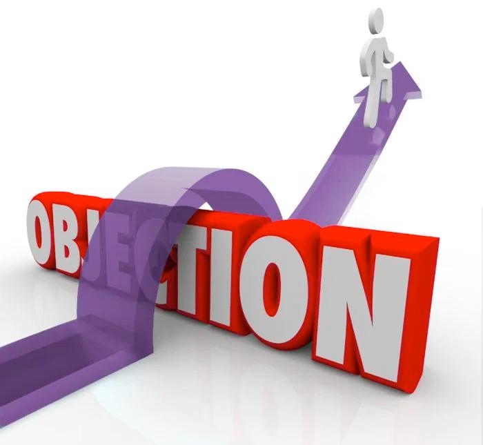 Understanding Different Objections