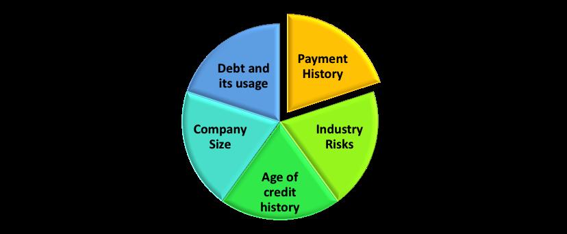 Factors that Determine the Business Credit Score