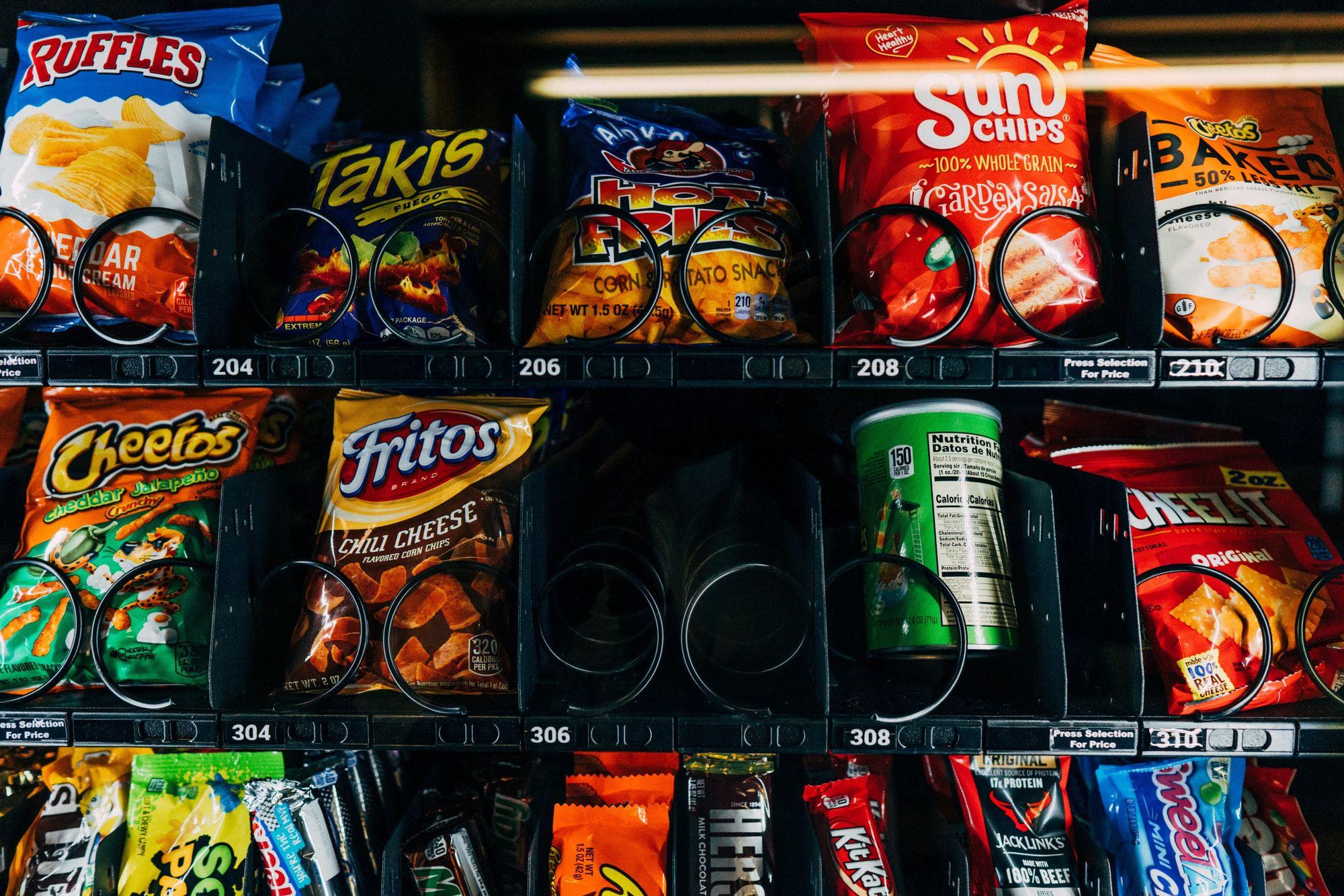 Start Vending Machine Business