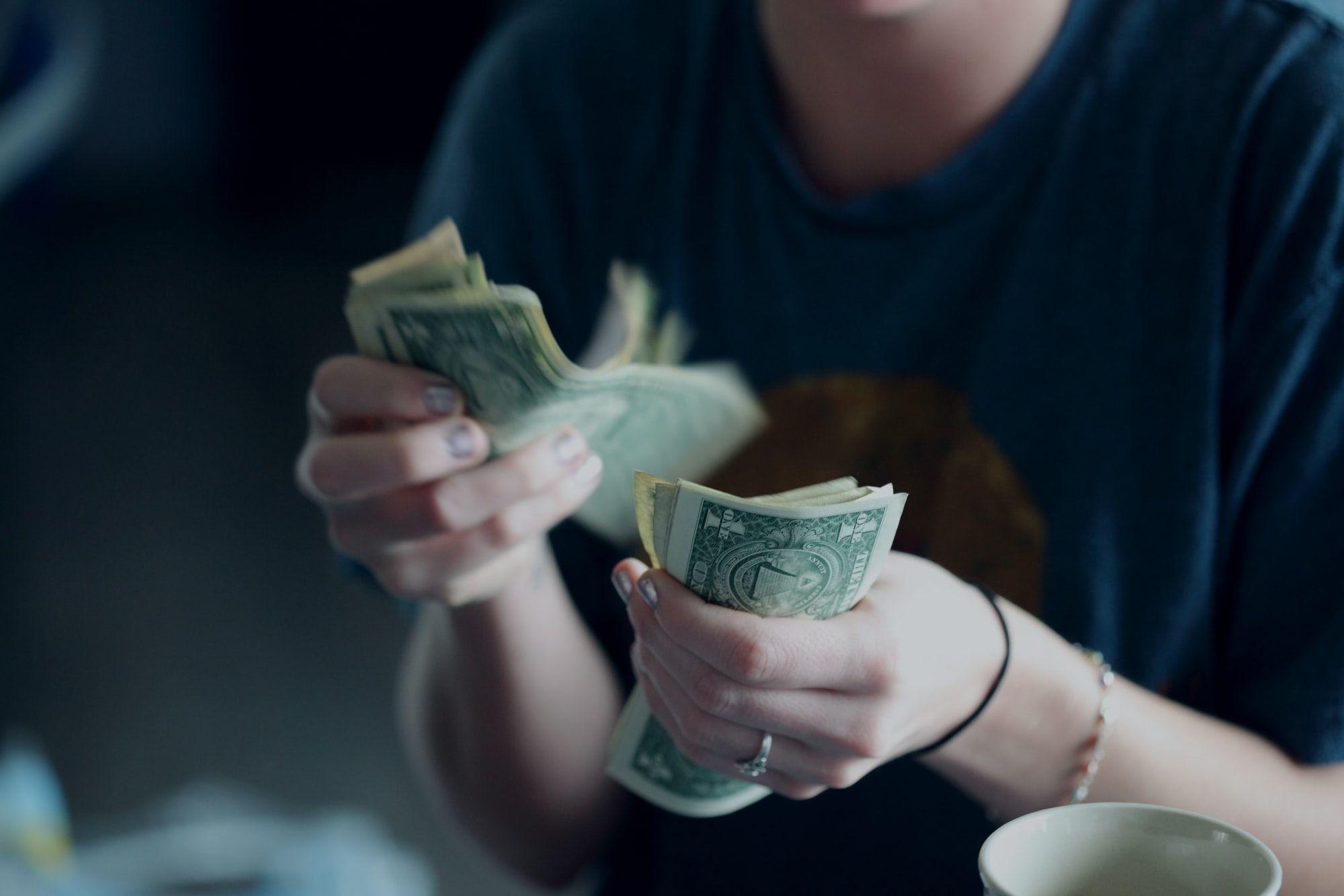 Tracking money