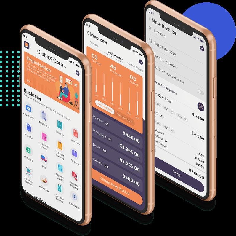 Deskera App