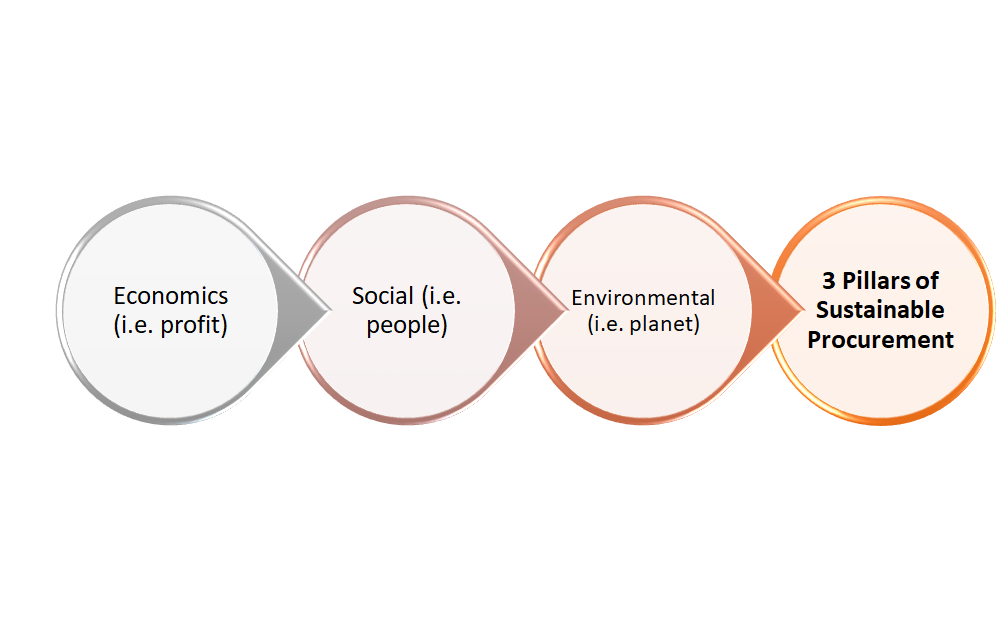3 Pillars of Sustainable Procurement