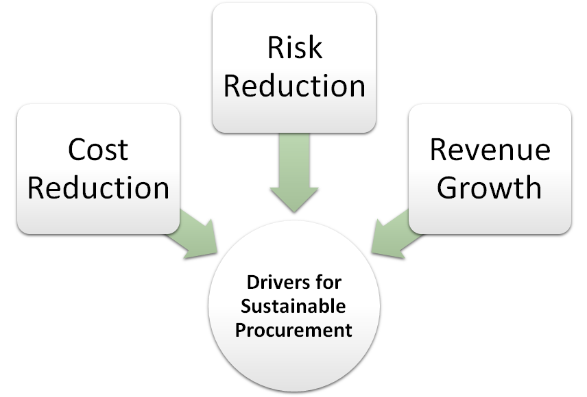 Drivers for Sustainable Procurement