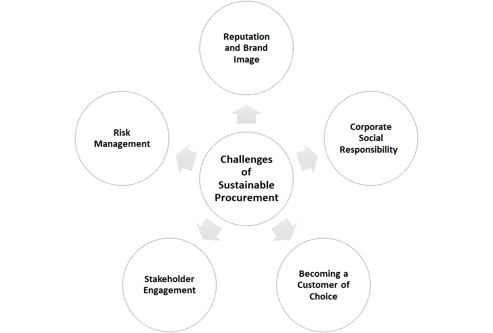 Challenges of Sustainable Procurement