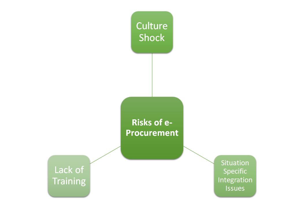 Risks of e-Procurement