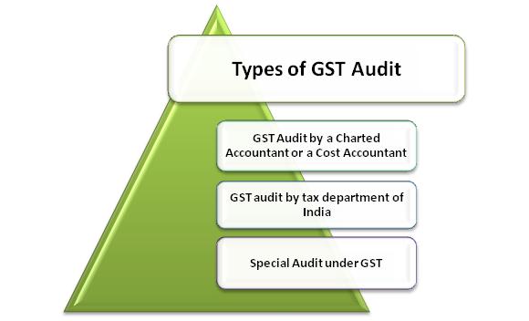 Types of GST Audit