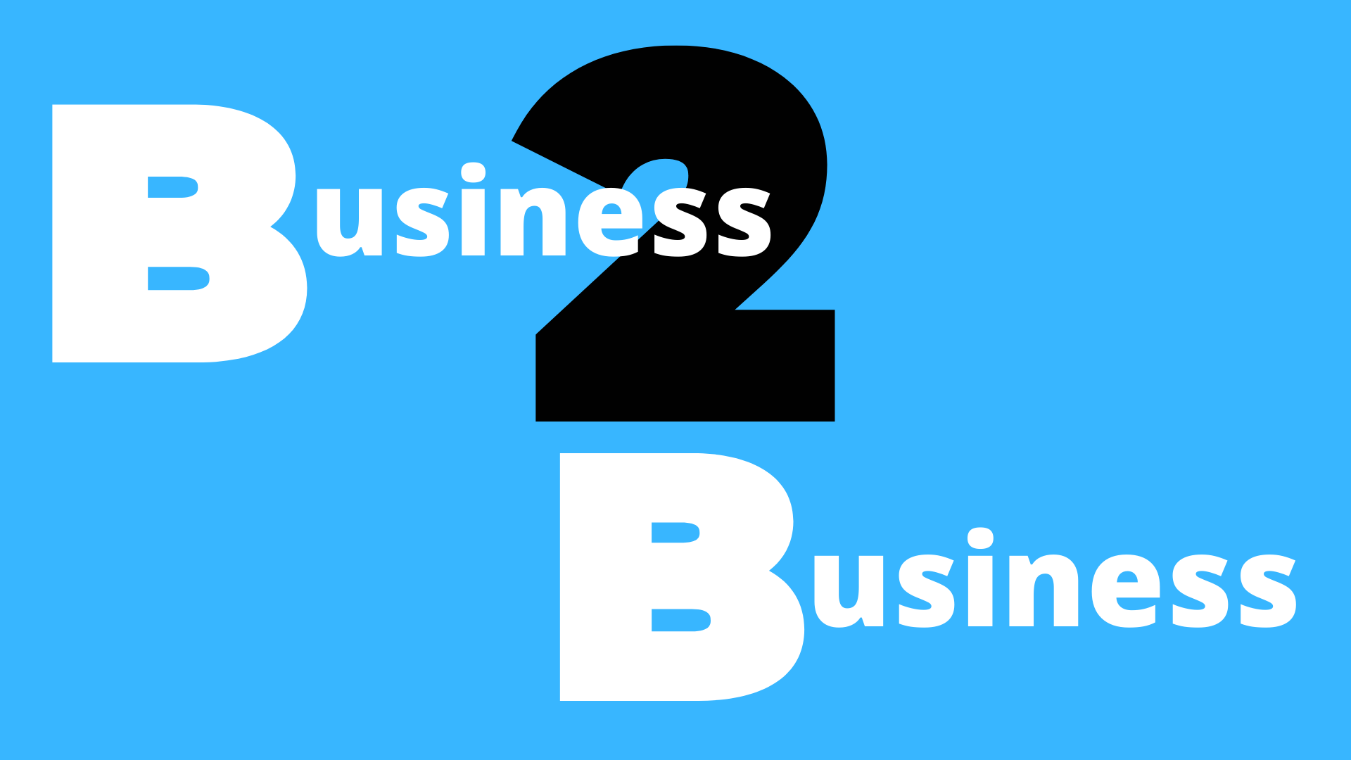 eCommerce business to business