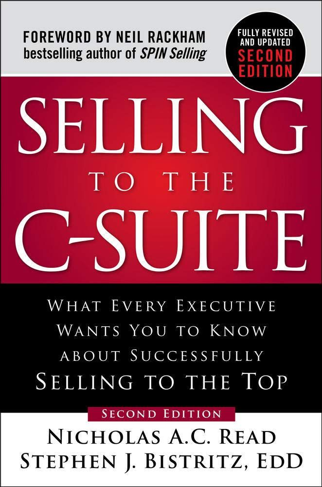 Selling to the C Suite