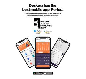 Deskera Mobile App- The Only Small Business App You Need