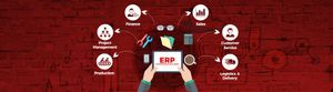 How modern ERP helps all departments stay on track