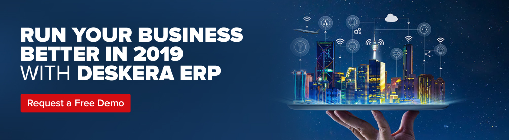 Deskera cloud-based ERP system for SMEs in the U.S.