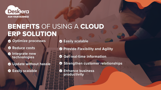 10-Key-Benefits-of-using-a-Cloud-ERP-solution